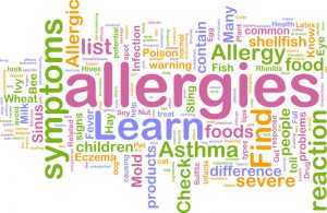 Allergy webjumble